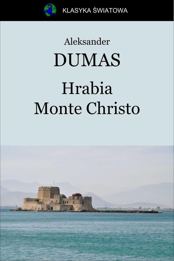 okładka Hrabia Monte Christoebook | epub, mobi | Aleksander Dumas (Ojciec)