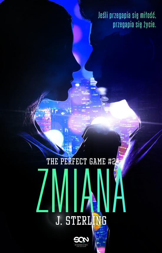 okładka The Perfect Game. Tom 2. Zmiana, Ebook | J Sterling