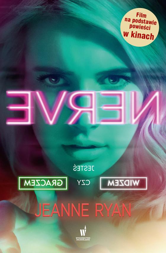 okładka Nerve, Ebook | Jeanne Ryan