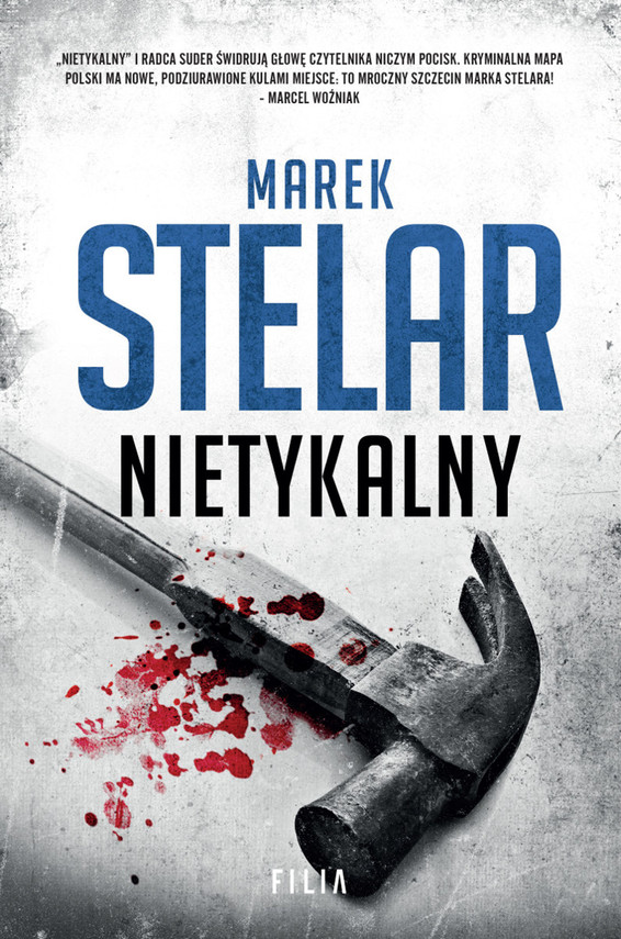 okładka Nietykalnyebook   epub, mobi   Marek Stelar