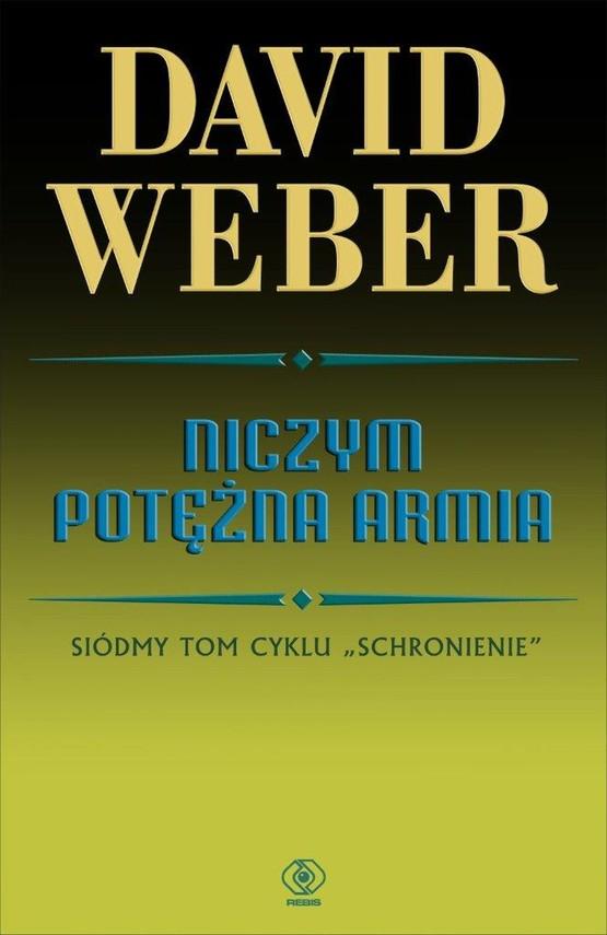 okładka Niczym potężna armiaebook | epub, mobi | David Weber