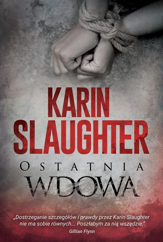 okładka Ostatnia wdowaebook   epub, mobi   Karin Slaughter