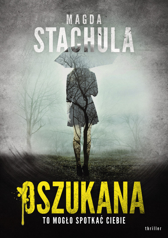 okładka Oszukana, Ebook | Magda Stachula