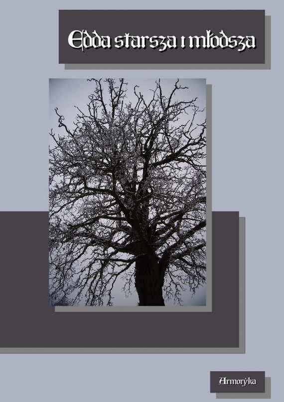 okładka Edda Starsza i Młodsza, Ebook   Snorri  Sturluson
