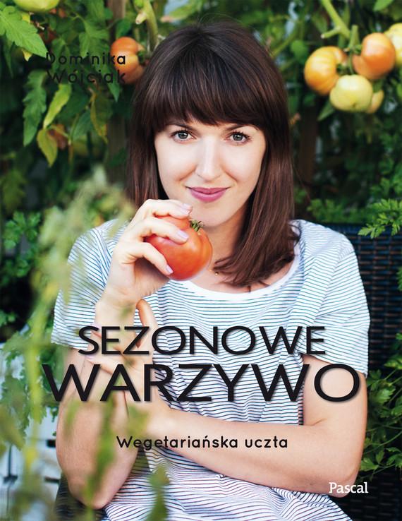 okładka Sezonowe warzywoebook | epub, mobi | Dominika Wójciak