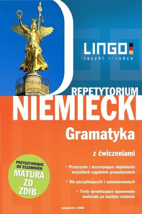 okładka Niemiecki. Gramatyka z ćwiczeniami. Repetytoriumebook   pdf   Tomasz Sielecki