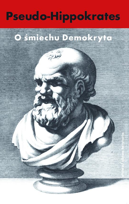 okładka O śmiechu Demokrytaebook | epub, mobi | Pseudo- Hippokrates