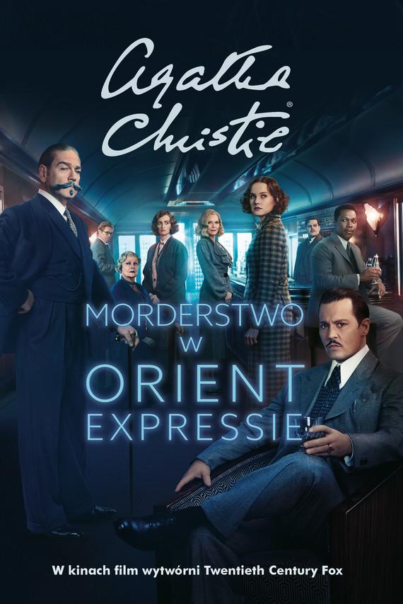 okładka Morderstwo w Orient Expressieebook | epub, mobi | Agata Christie