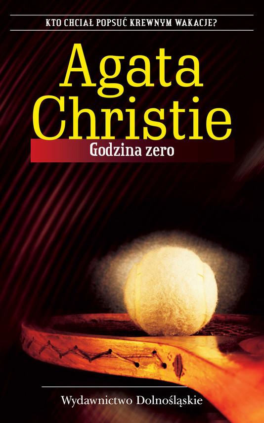okładka Godzina zeroebook   epub, mobi   Agata Christie