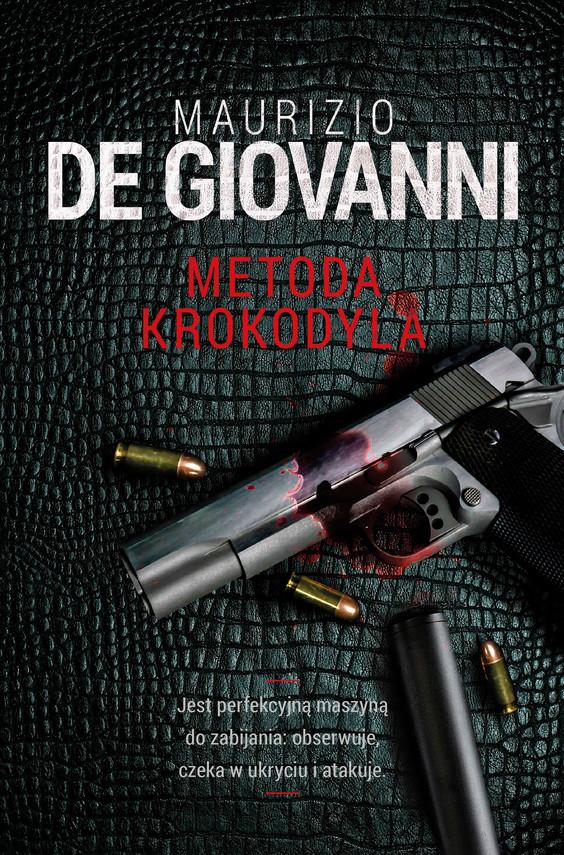 okładka Metoda Krokodyla, Ebook   Maurizio de Giovanni