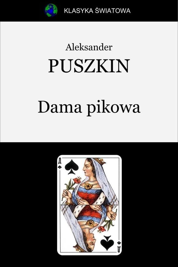 okładka Dama pikowa, Ebook | Aleksander Puszkin