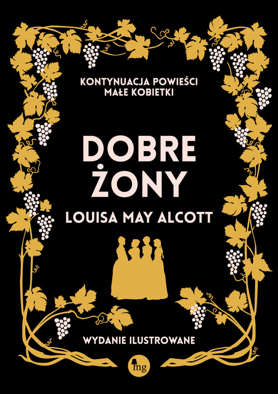 okładka Dobre żonyebook | epub, mobi | Louisa May Alcott