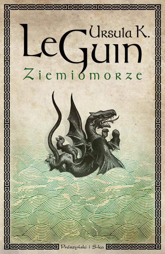 okładka Ziemiomorze, Ebook | Ursula K. Le Guin