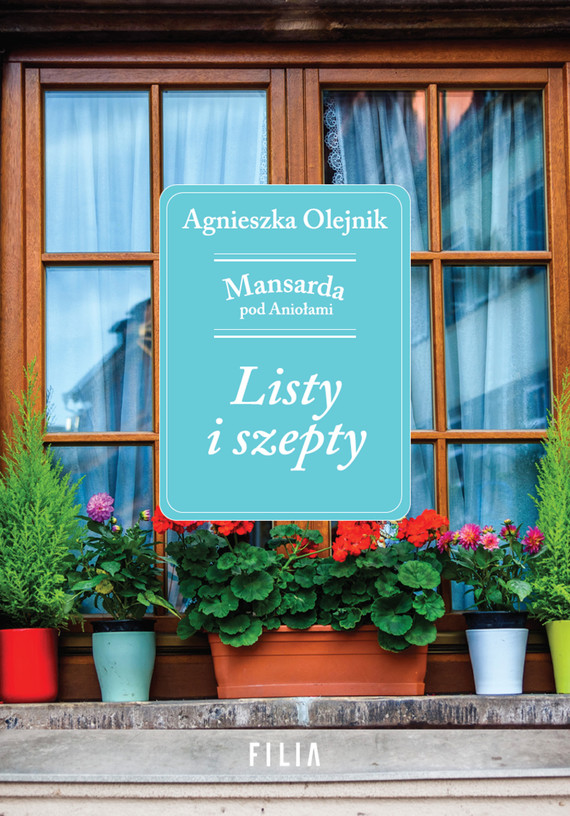 okładka Listy i szepty, Ebook   Agnieszka Olejnik