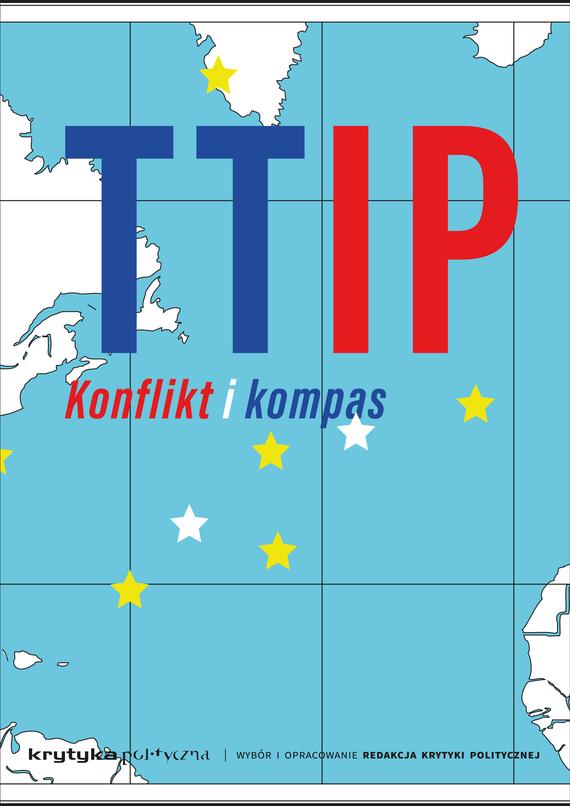 okładka TTIP, Ebook   Opracowanie zbiorowe