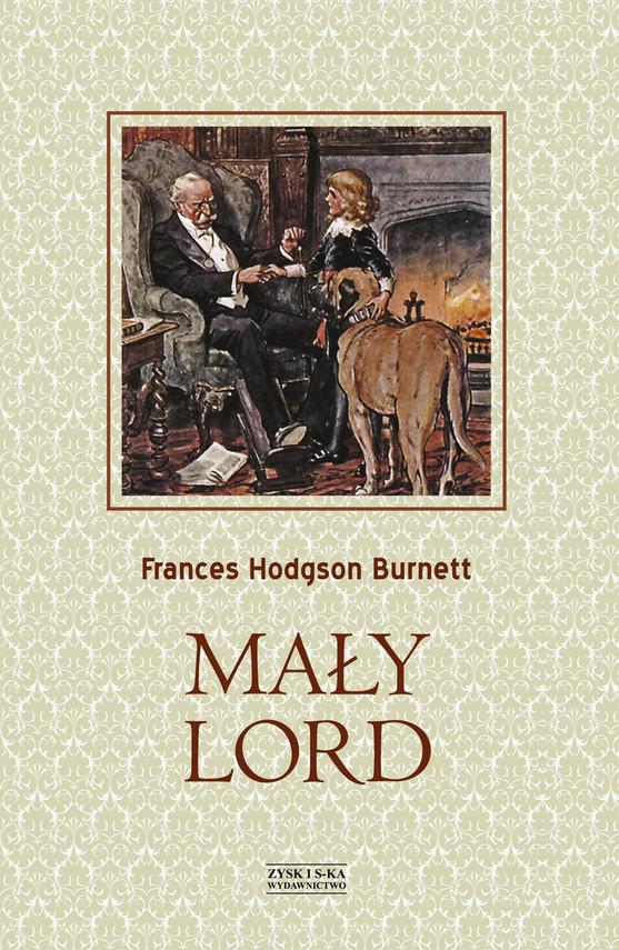 okładka Mały lord, Ebook | Frances Burnett  Hodgson