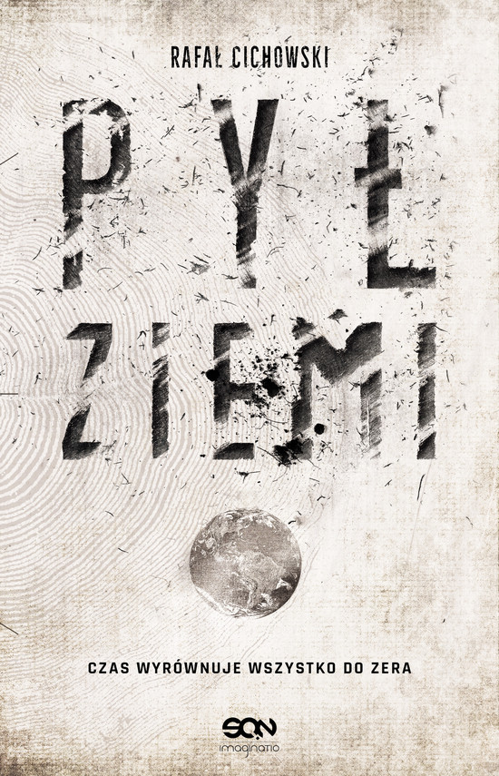 okładka Pył Ziemi, Ebook   Rafał Cichowski