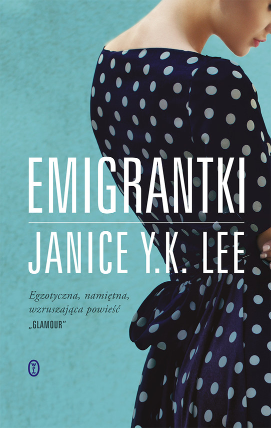 okładka Emigrantki, Ebook | Janice Y. K. Lee