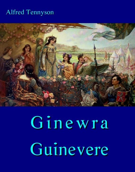 okładka Ginewraebook | epub, mobi | Alfred Tennyson