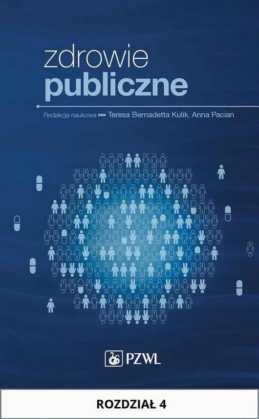 okładka Zdrowie publiczne. Rozdział 4, Ebook | Ewa  Rudnicka-Drożak