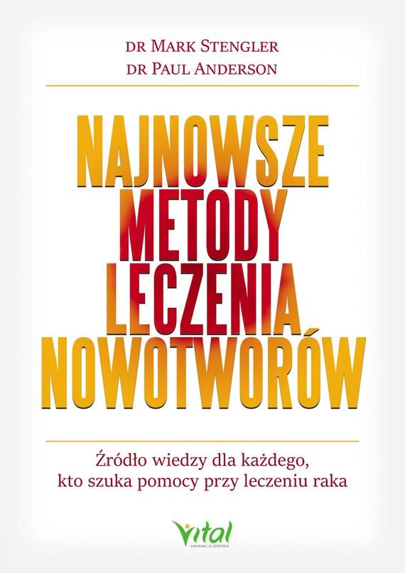 okładka Najnowsze metody leczenia nowotworów, Ebook | Mark Stengler