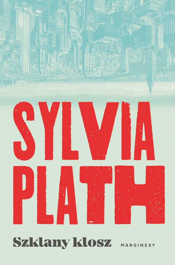 okładka Szklany kloszebook | epub, mobi | Plath Sylvia