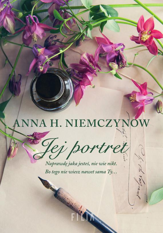 okładka Jej portretebook | epub, mobi | Anna H. Niemczynow