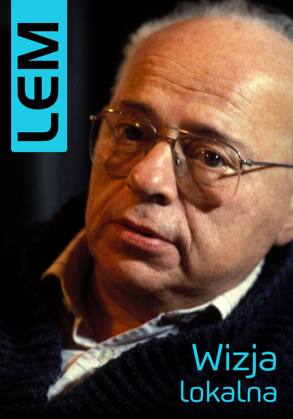 okładka Wizja lokalna, Ebook | Stanisław Lem