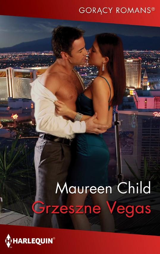 okładka Grzeszne Vegas, Ebook   Maureen Child