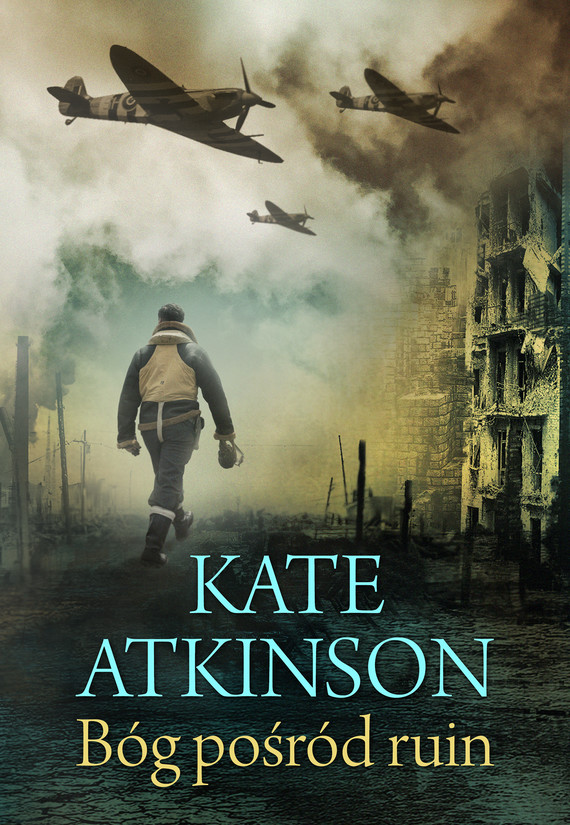 okładka Bóg pośród ruin. Bóg pośród ruin, Ebook | Kate Atkinson