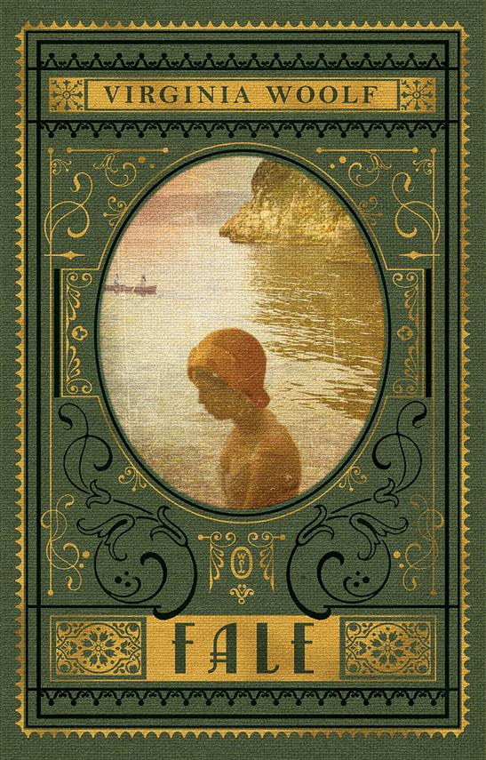 okładka Fale, Ebook | Virginia Woolf