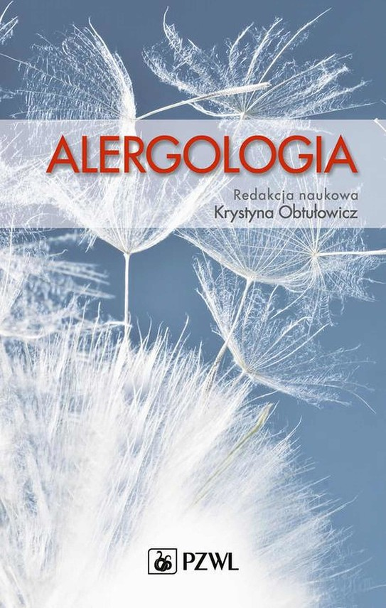 okładka Alergologiaebook | epub, mobi | Krystyna  Obtułowicz