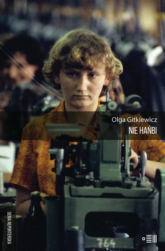 okładka Nie hańbi, Ebook   Gitkiewicz Olga