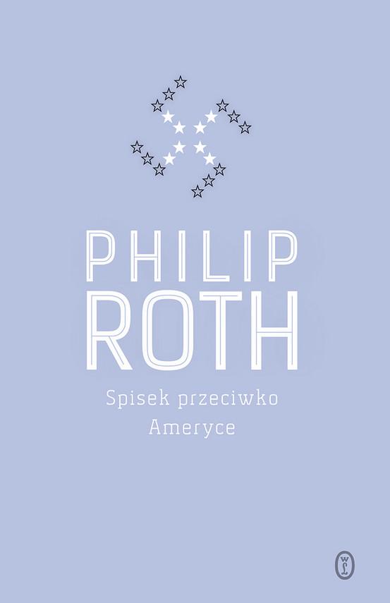 okładka Spisek przeciwko Ameryceebook   epub, mobi   Philip Roth