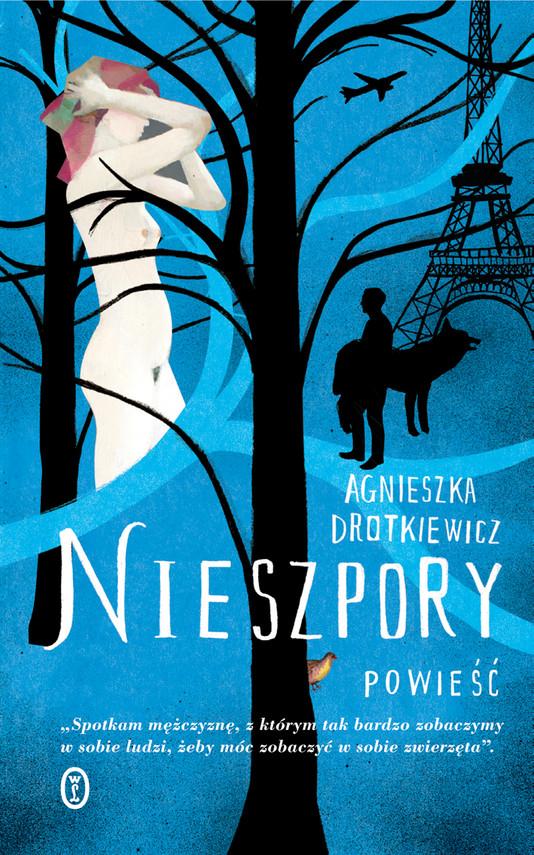 okładka Nieszpory, Ebook   Agnieszka Drotkiewicz