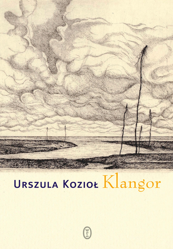 okładka Klangorebook | epub, mobi | Urszula Kozioł