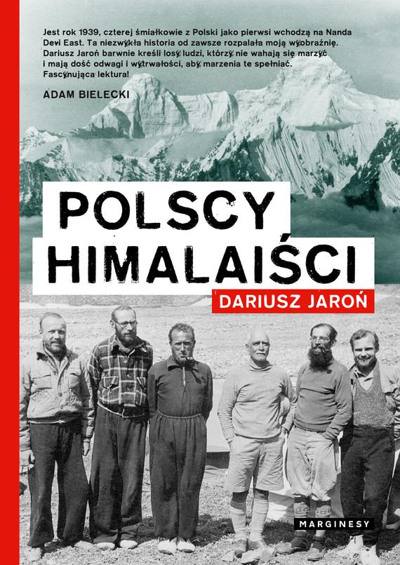 okładka Polscy himalaiści, Ebook   Dariusz Jaroń