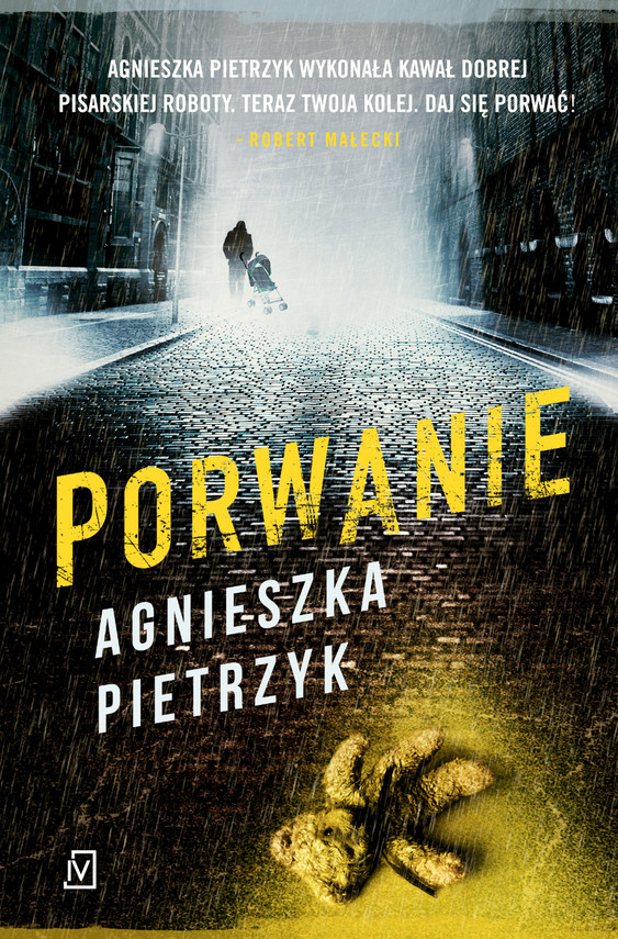 okładka Porwanie, Ebook   Agnieszka Pietrzyk