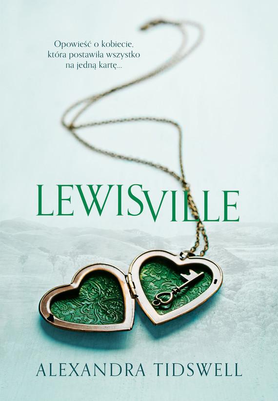 okładka Lewisville, Ebook | Alexandra Tidswell