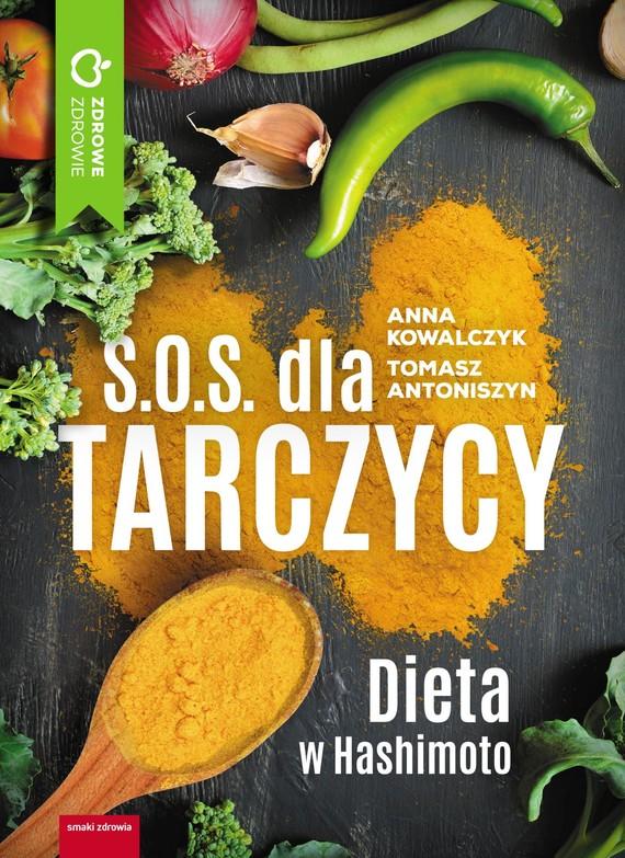 okładka SOS dla tarczycy, Ebook | Kowalczyk Anna, Tomasz Antoniszyn