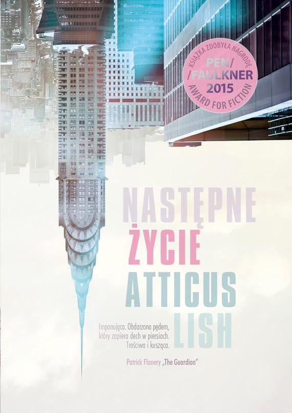 okładka Następne życieebook | epub, mobi | Atticus Lish
