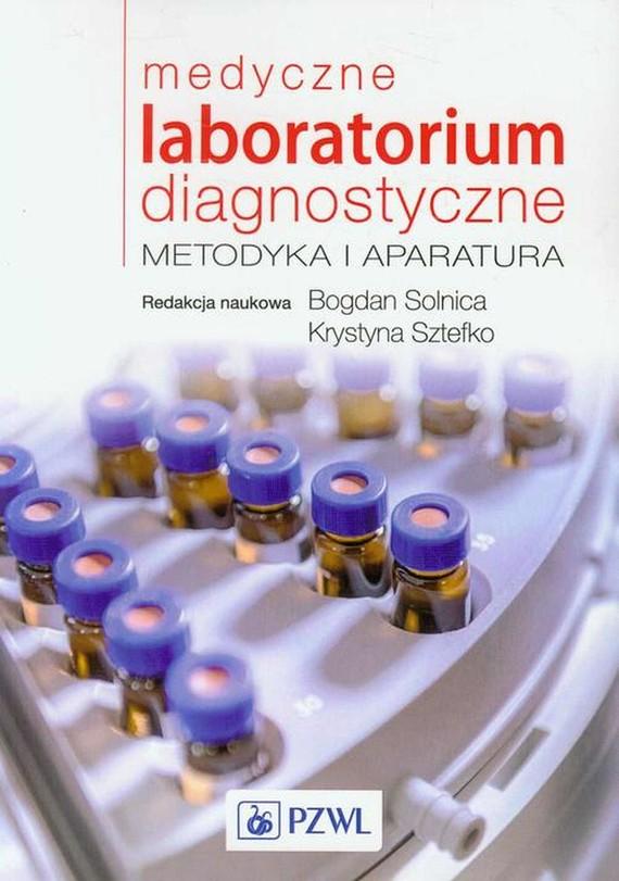 okładka Medyczne laboratorium diagnostyczneebook   epub, mobi   Bogdan Solnica, Krystyna Sztefko