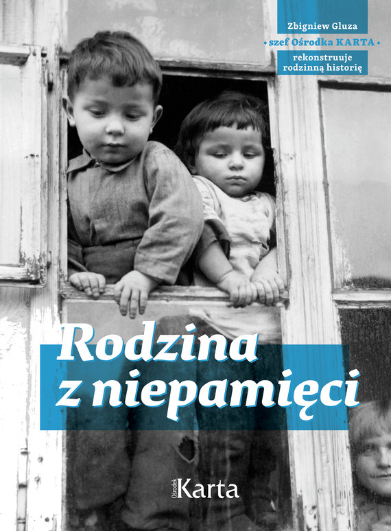 okładka Rodzina z niepamięciebook   epub, mobi   Zbigniew Gluza