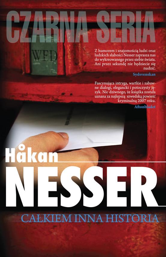 okładka Komisarz Barbarotti (#2). Całkiem inna historia, Ebook | Håkan Nesser