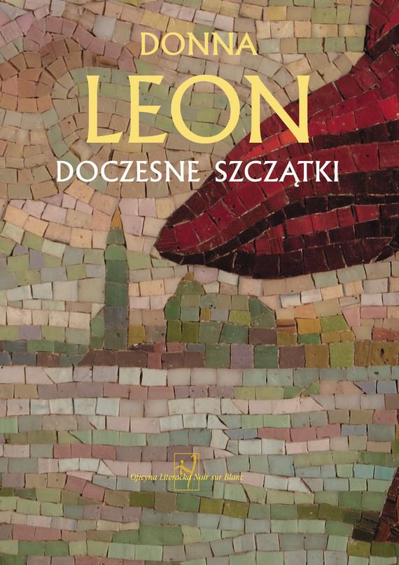 okładka Doczesne szczątki, Ebook | Donna Leon