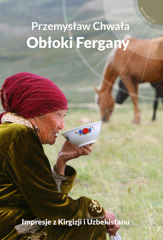 okładka Obłoki Fergany, Ebook | Przemysław Chwała