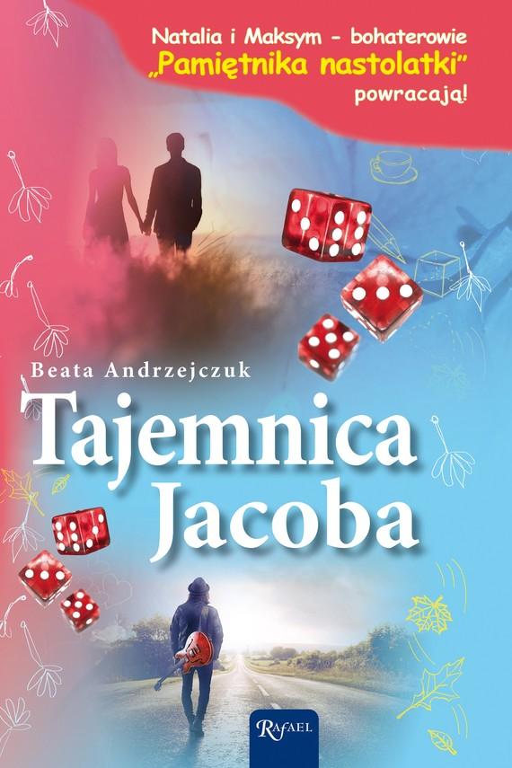 okładka Tajemnica Jacoba, Ebook | Beata Andrzejczuk