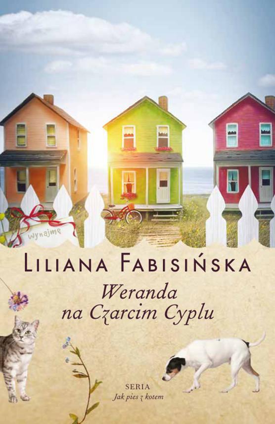 okładka Weranda na Czarcim Cyplu, Ebook | Liliana Fabisińska