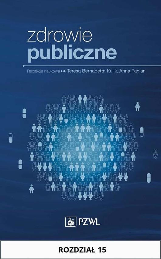 okładka Zdrowie publiczne. Rozdział 15, Ebook | Kinga  Zdunek