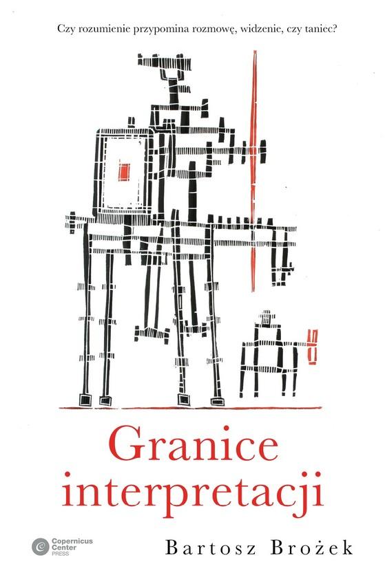 okładka Granice interpretacji, Ebook | Bartosz Brożek